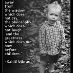 The Greatness of Children